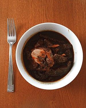 Guyanese pepperpot - Image: Pepperpot (16135006279)