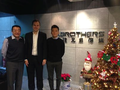 Per Lundquist (VP Sales & Acquisitions) with H brothers in China.png
