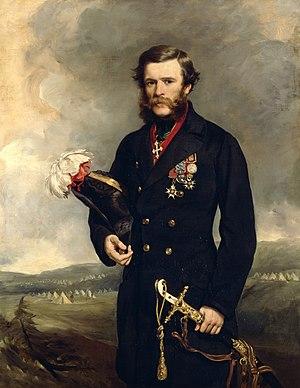 Percy Egerton Herbert - 1857 portrait of Herbert by Francis Grant.
