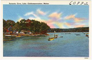 Cobbosseecontee Lake lake in Kennebec County, Maine