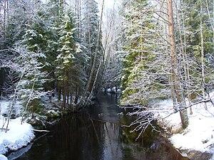 Karelian Isthmus - Near Leipäsuo