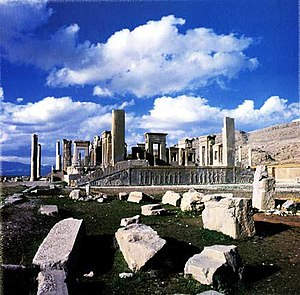 Civilization - Image: Persepolis iran