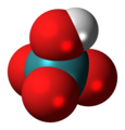 Pertechnetic acid 3D spacefill.png