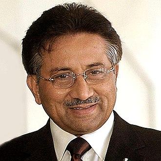 President of Pakistan - Image: Pervez Musharraf 2004 (square)