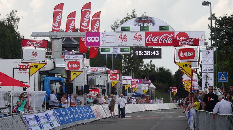 Perwez - Tour de Wallonie, étape 2, 27 juillet 2014, arrivée (A01).JPG