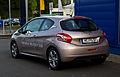 Peugeot 208 95 VTi Allure – Heckansicht (1), 28. April 2012, Ratingen.jpg