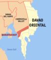 Ph locator davao Oriental banaybanay.png