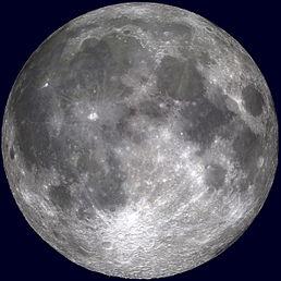 uhlíkové datovania mesiac skaly