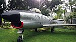 Philipine Air Force F-86D Front View.jpg