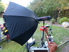 Photo studio Blitzanlage Bowens Esprit 3.JPG