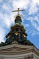 Piaristenkirche Maria Treu Wien 2014 14 Südturm.jpg