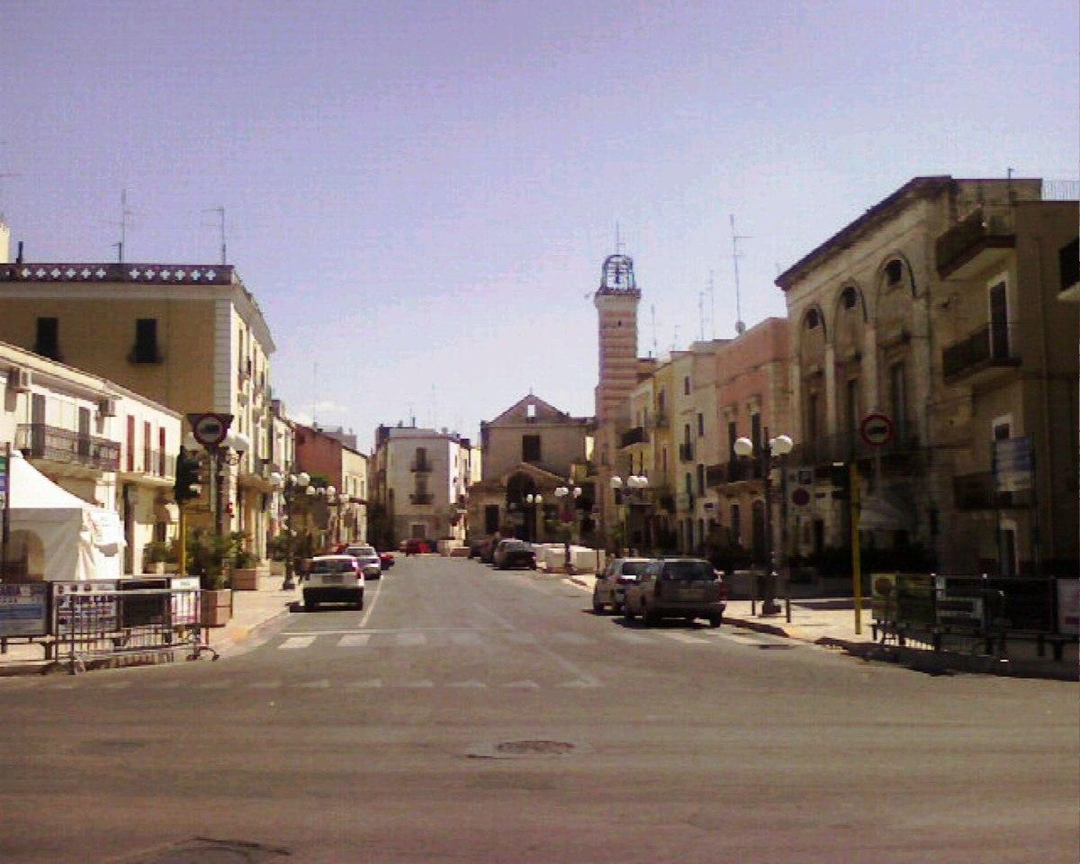Carbonara Di Bari Storia modugno - wikipedia