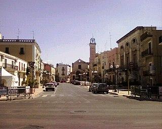 Modugno Comune in Apulia, Italy