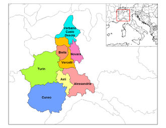 Wine Region Italy Map.Piemonte Wine Wikipedia