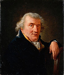Portrait de Pierre-René Cacault, peintre, frère du sénateur