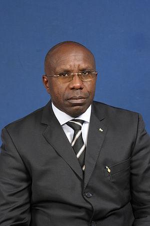 Prime Minister of Rwanda - Image: Pierre Damien Habumuremyi