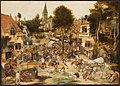 Pieter Brueghel the Younger - Village Feast - WGA3634.jpg
