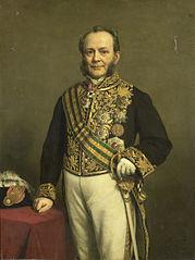 Pieter Mijer (1812-81). Gouverneur-generaal (1866-71)