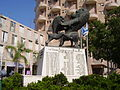 PikiWiki Israel 14202 Memorial in Ramat Gan to Underground Fighters who.JPG