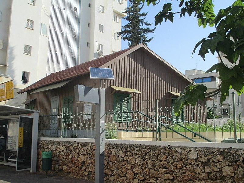 הצריף הראשון במגדיאל