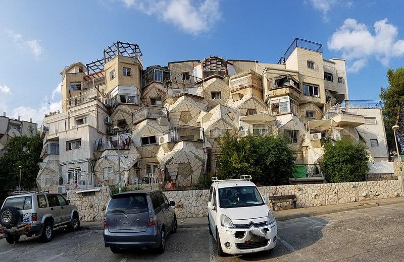 רמות פולין שכונת רמות אלון ירושלים