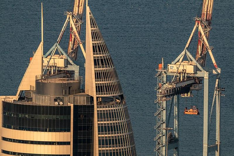 מגדל המפרש חיפה