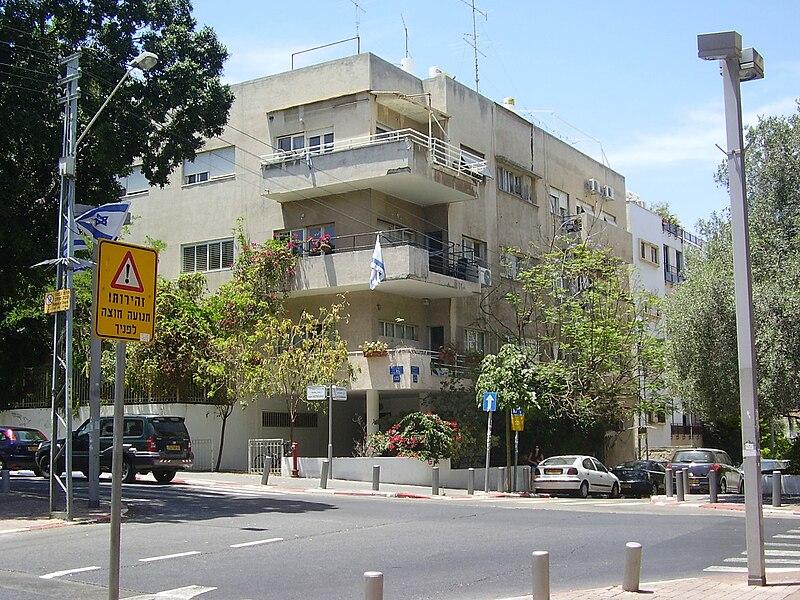 """""""הבית ב-וויטק 9"""" בתל אביב"""