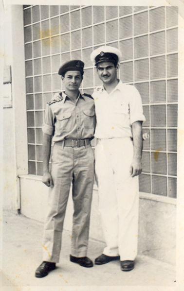 חיפה, חיל הים, שנות ה-50, שמואל (אבּי) קסנר