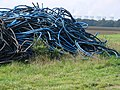 Pile of Plastic Drainage Pipes . - geograph.org.uk - 250914.jpg