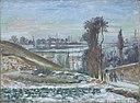 Pissarro - Effet de neige à l'Hermitage, 1875.jpg