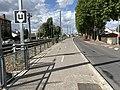 Piste Cyclable Boulevard Maurice Berteaux - Livry Gargan - 2020-08-22 - 3.jpg