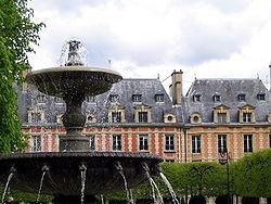 Гей места в квартале маре в париже