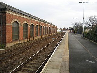 Redcar Central railway station Railway station in North Yorkshire, England
