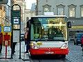 Plzeň, náměstí Republiky, autobus Citelis.jpg