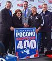 Pocono Raceway IndyCar returns announcment.JPG