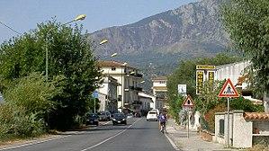Policastro Bussentino - Image: Policastro (Panorama)