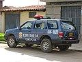 Police car Concepción Nissan Peru.jpg
