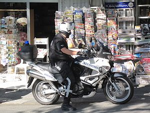 Police motorcycle Cyprus. 01.JPG