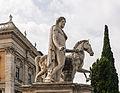 Pollux Dioscuri Campidoglio, Rome, Italy.jpg