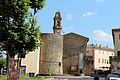 Pomarance, resti delle vecchie fortificazioni.JPG
