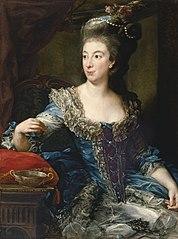 Portrait of the Countess Maria Benedetta di San Martino