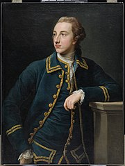 Portrait of a Man in a Green Suit