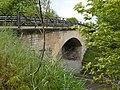 Pont Nord sur l'ancien canal à Bréviandes 01.jpg