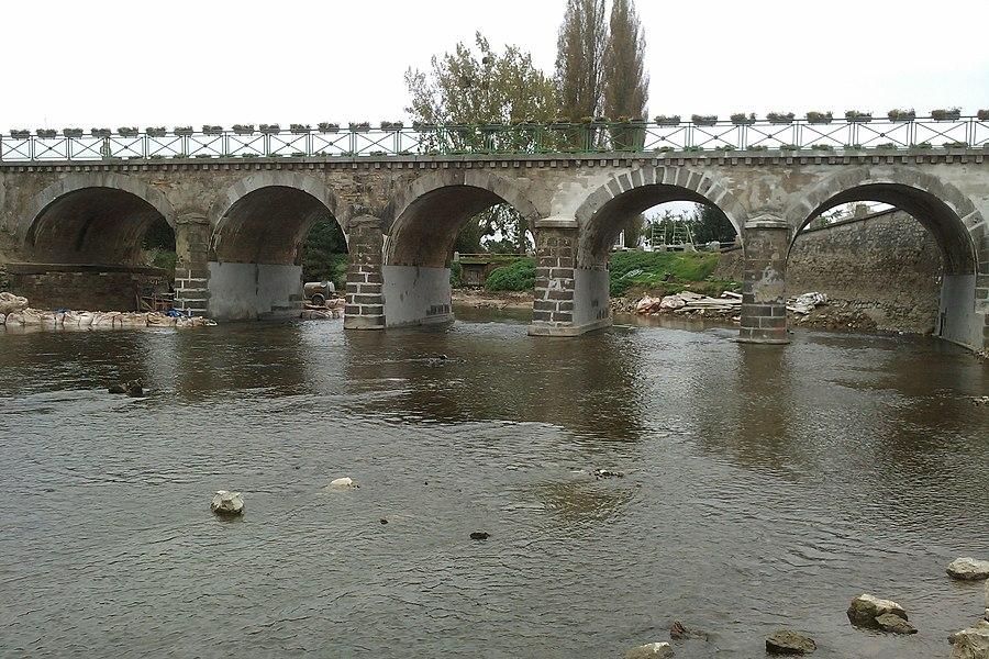 Pont de fr:Saint-Fromond
