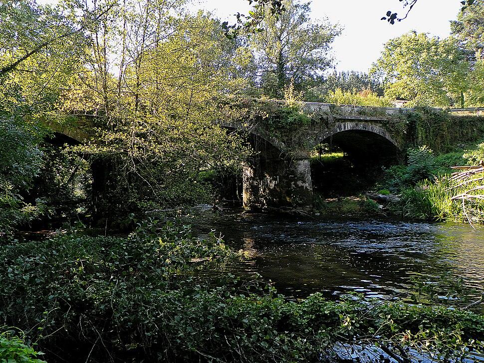 Ponte Carreira, Gafoi, Frades