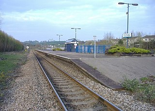 Pontypool and New Inn railway station