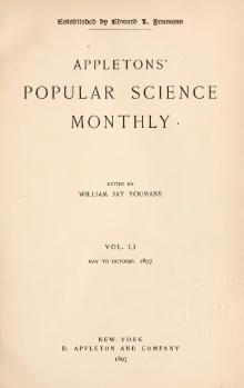 Popular Science Monthly Volume 51.djvu