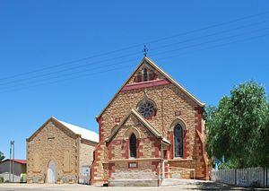 Port Wakefield, South Australia - Uniting Church at Port Wakefield