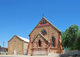 Port Wakefield, South Australia - Uniting Church at Port Wakefield