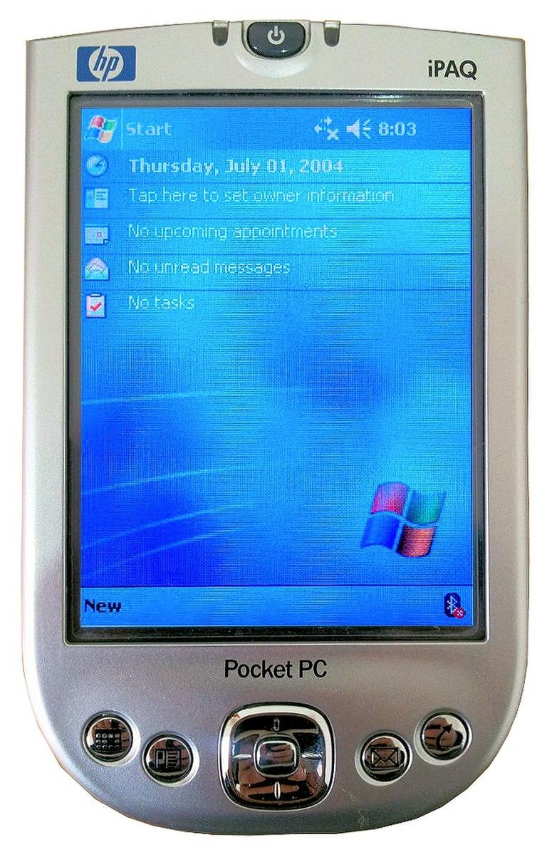Portable Computing, 2004 Style